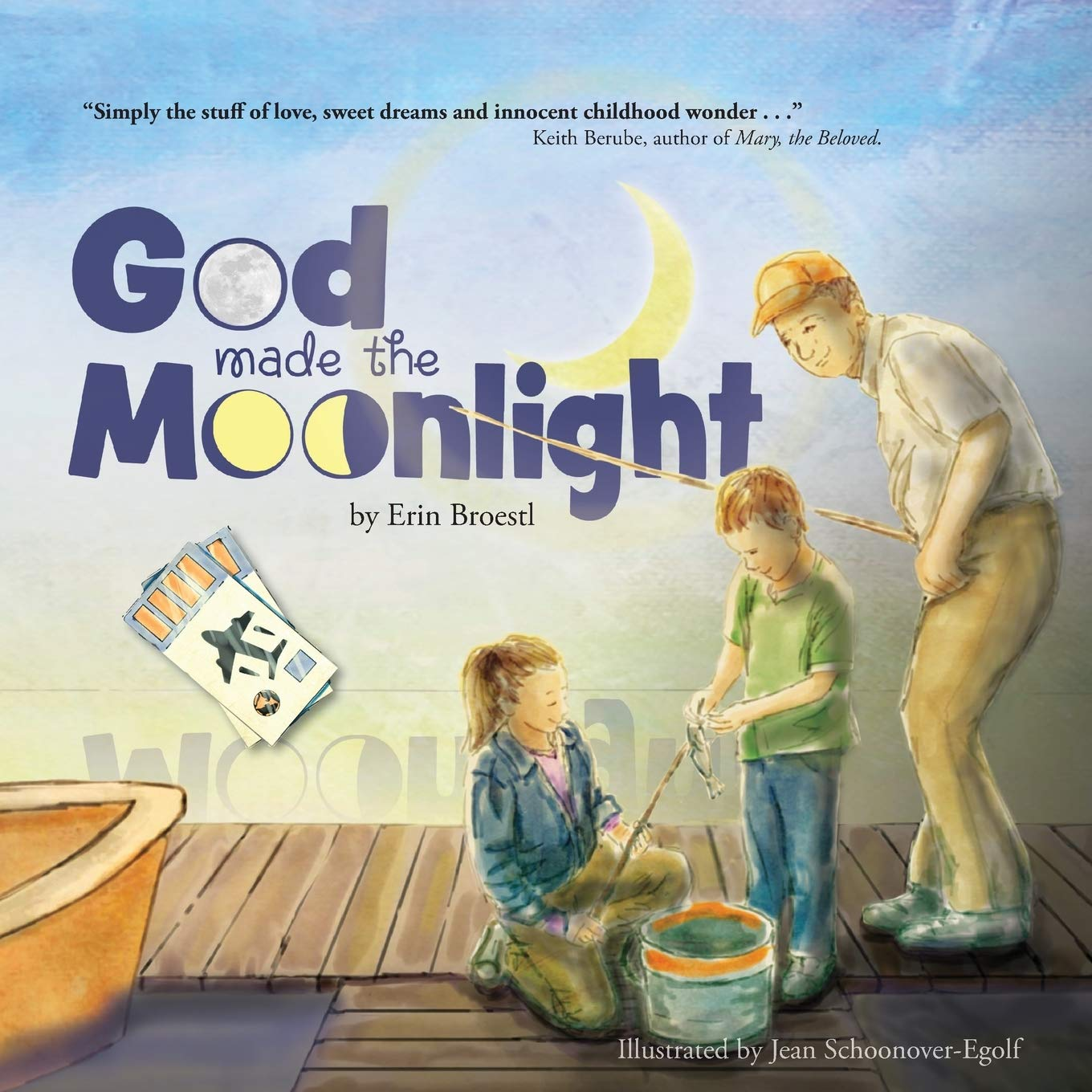 Cover image of God Made the Moonlight